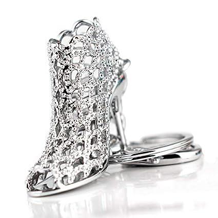 JewelBeauty - Llavero con diseño de zapatos de tacón con ...