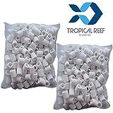 Tropical-Reef - Filtros de cerámica, filtro biológico para acuarios y peceras, bolsa
