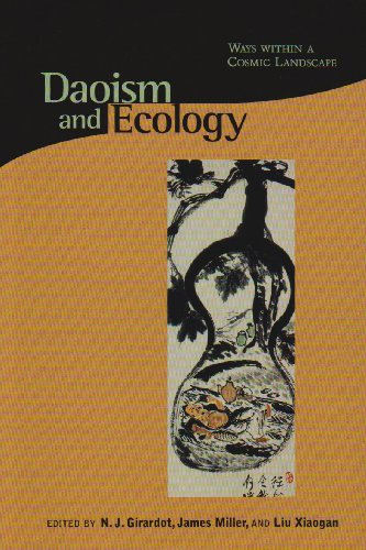 Daoism and Ecology: Ways within a Cosmic Landscape (Religions of the World and Ecology)