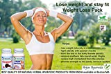 Weight Loss Pack Special - Ayurvedic remedy by Planet Ayurveda - US seller - 2 month supply