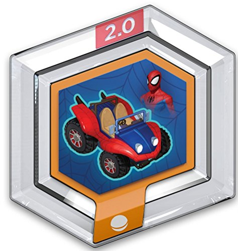 Disney INFINITY: Marvel Super Heroes (2.0 Edition) Power Disc - Spider-Buggy