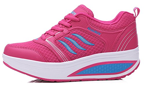 Solshine Pink2 Chaussures Chaussures Compensées Femme Compensées Femme Chaussures Solshine Solshine Pink2 avnZZ7x4