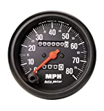 Auto Meter 2690 Z-Series In-Dash Mechanical Speedometer