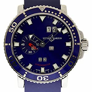Ulysse Nardin Marine Diver swiss-automatic mens Watch 333-77-7 (Certified Pre-owned)
