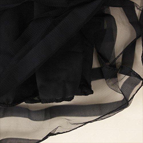 Clode® - Robe - Trapèze - Sans Manche - Bébé (fille) 0 à 24 mois blanc rose vif 5-6 ans vieux