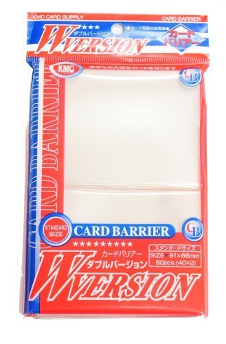 Barrier-W-Version-Card-Sleeves-80-Piece-Clear-92-x-66mm