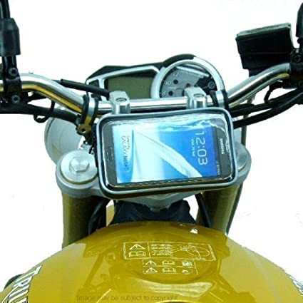 Buybits Wetterfest Galaxy Note 2 Motorrad Gabel Halterung 17 5 20 5 Mm Sku 17157 Elektronik