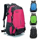 Global Outdoor Hiking Bag Travel Backpack Schoolbag Bookbag Rucksack Shoulder Bag 45L