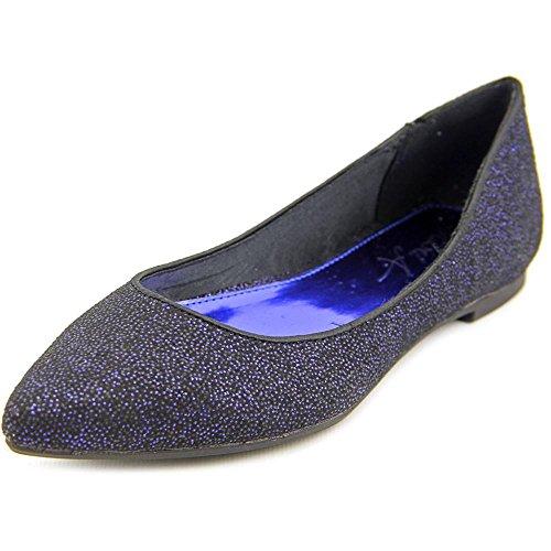 Mari A. Pointe Women Us 9.5 Blue Flats