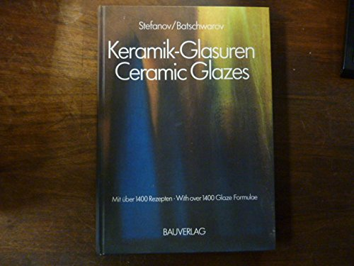 Keramik - Glasuren/Ceramic Glazes