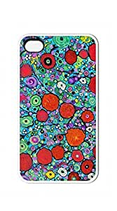 TUTU158600 Design Hard Skin Case Cover Shell for Mobilephone iphone4s case cover - Floral Tumblr-Backgrounds