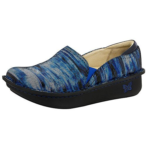 Alegria Debra Women's Slip On 39 M EU Navy by Alegria