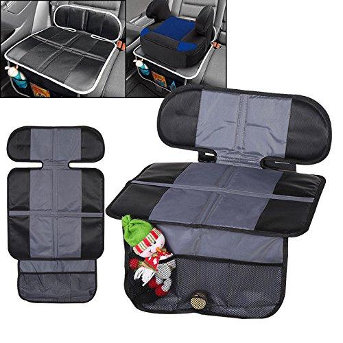 Autositzauflage Kindersitz Unterlage Sitzschoner Spielzeugtasche Autositz Yosoo
