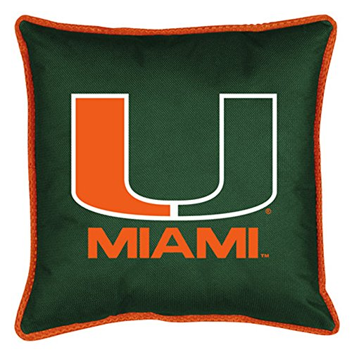 NCAA Miami Hurricanes Sideline (Shell Hurricane)