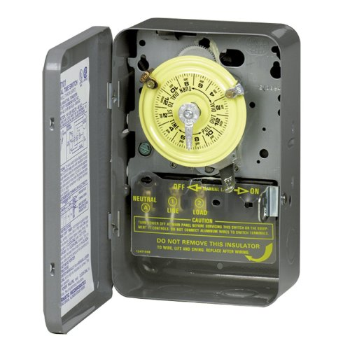 (Intermatic T104-20 Water Heater Timer)