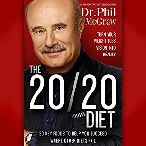 The 20/20 Diet Hörbuch