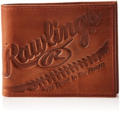 Rawlings Men's Fielder's Choice Bifold, Tan 1