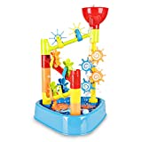 SainSmart Jr. Baby Beach Toys Water Wheel Toy, Summer Water Toys Water Park for Kids