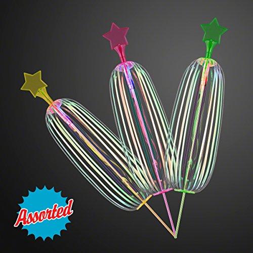 - Light Up LED Sparkling Spinner Toy