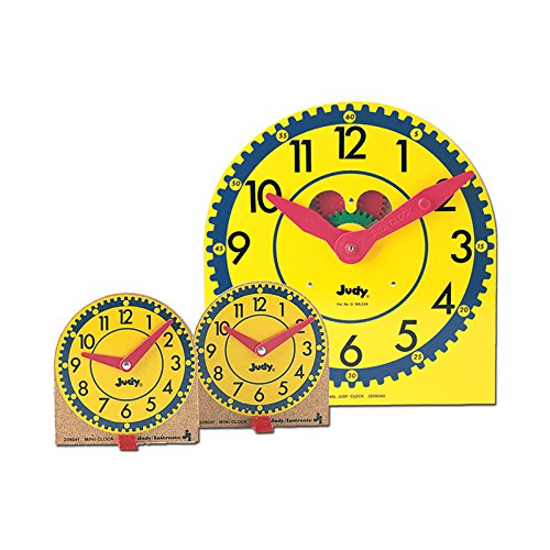 Judy Instructo 0768223210 Original Judy Clock Class Pack, 2