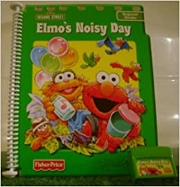 Elmo's Noisy Day (Fisher Price Power Touch Learning System