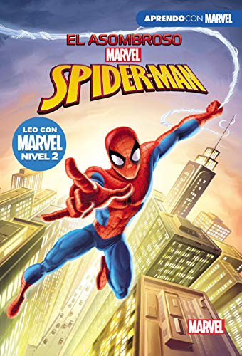Spider-Man (Leo con Marvel - Nivel 2) por Marvel