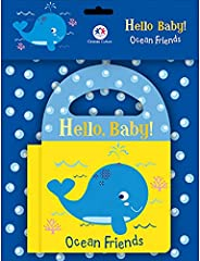 Hello, Baby!: Ocean Friends