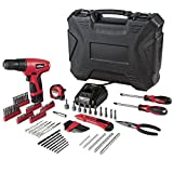 12Volt Cordless Long-Lasting Lithium-Ion Battery Drill Driver Set - Best Reviews Guide