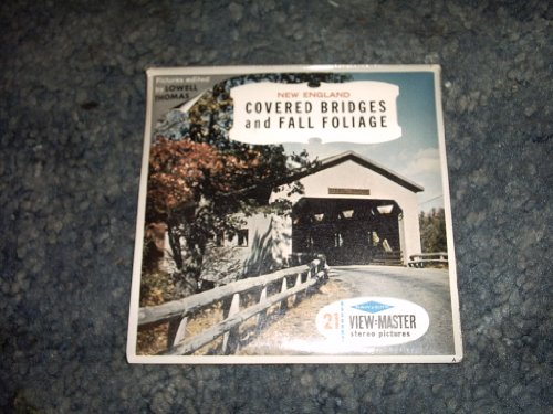 New England Covered Bridges View Master Reels ()
