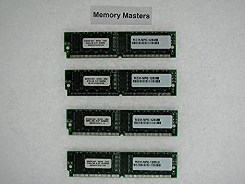 MEM-NPE-128MB 128MB Approved (4x32MB) memory for Cisco 7200 NPE(MemoryMasters) - 32 Mb Approved Memory