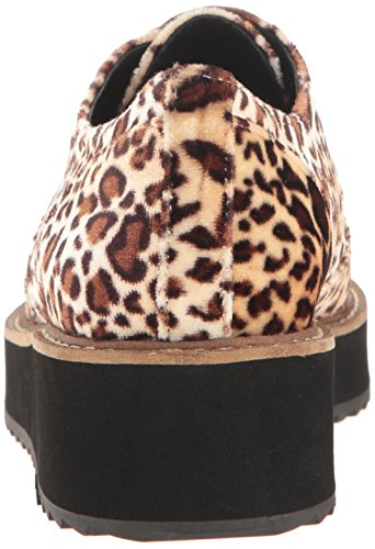 Oxford Shellys Leopard Women's Emma London w4fZXqT