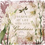 Legacy Publishing Group Every Day Coasters, Renew My Life, 12-Count