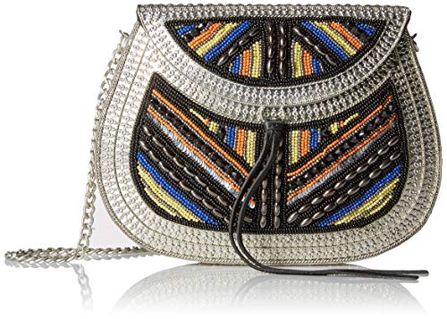 Sam Edelman Iron Embellished Handbag, Multi