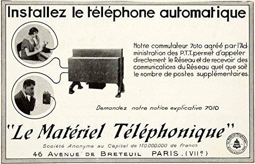 Vintage Ad Bell - 4