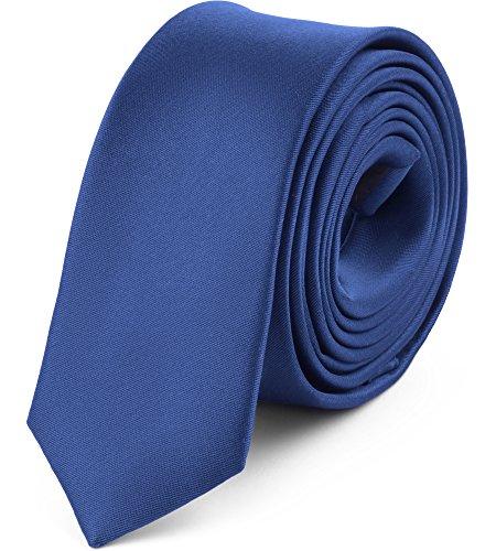 Mans Ladeheid x 150cm Blue Tie Navy 5cm SP Narrow 5 qOfqg1T