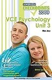 Cambridge Checkpoints VCE Psychology Unit 3 2009, Max Jory, 052173942X