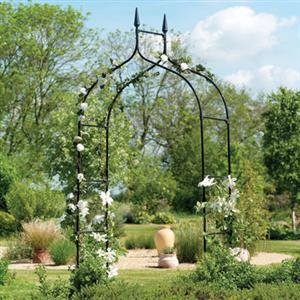 - Gardman R351 Gothic Arch, Black, 4' 7
