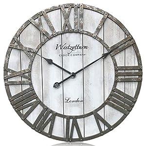 51AUMJbIlWL._SS300_ Coastal Wall Clocks & Beach Wall Clocks