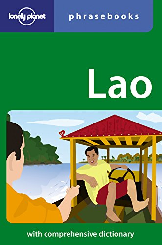 Lao-Lonely-Planet-Phrasebook