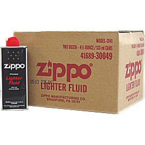 Zippo【ジッポー】 オイル大缶 355ml 24本セット
