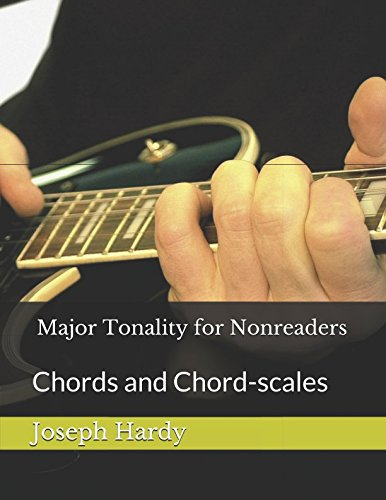 (Major Tonality for Nonreaders: Chords and Chord-scales)