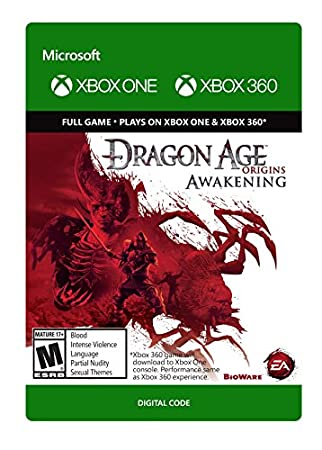 Dragon Age Origins - Xbox 360 / Xbox One [Digital Code]