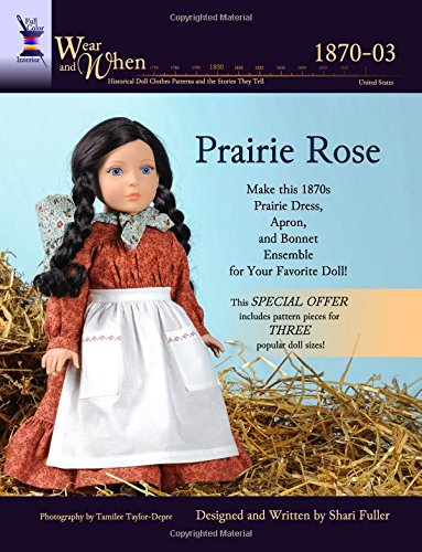 Prairie Rose (Color Interior): Full Color (Wear and When)