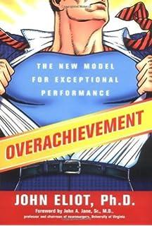 Overachievement By John Eliot Epub Download