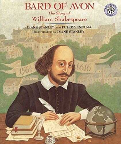 Bard of Avon: The Story of William Shakespeare by Brand: HarperCollins