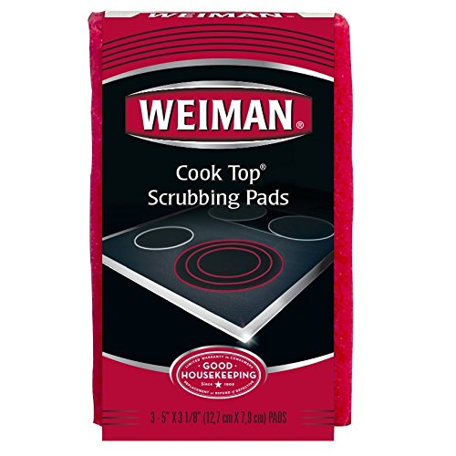 Weiman Cook Scrubbing Pads count product image