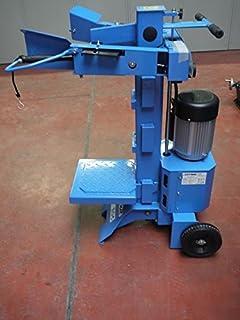 Spaccalegna Orizzontale Con Motore Elettrico 5 Tonnellate Amazonit