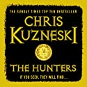 The Hunters Audiobook by Chris Kuzneski Narrated by Dudley Hinton