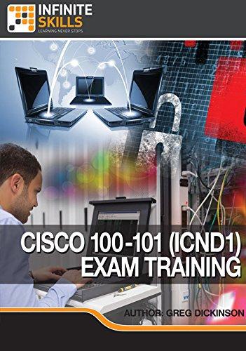 Cisco 100-101 (ICND1) Exam Training [Online Code] by Infiniteskills