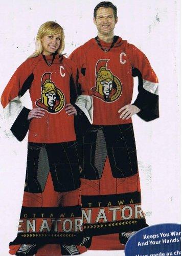 brand new 4ecfc 5eba3 NHL Ottawa Senators Captain Comfy Throws